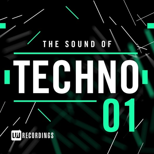 VA - The Sound Of: Techno Vol 01 (2016)