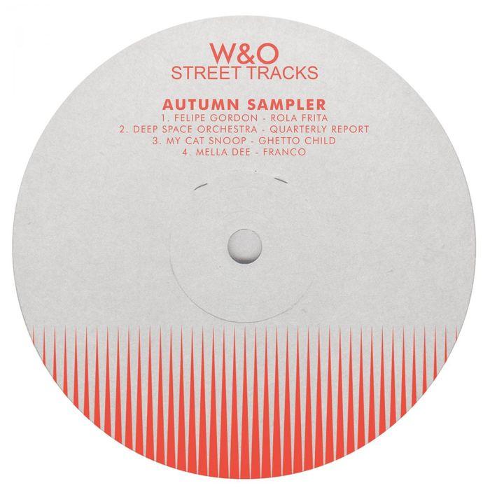 VA - W&O Autumn Sampler (2016)