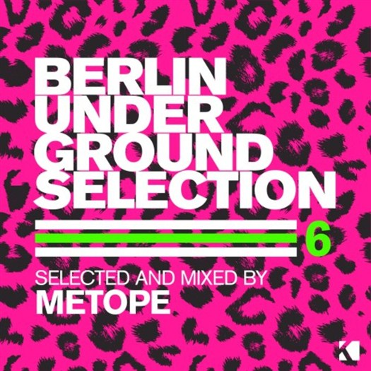 VA - Berlin Underground Selection Vol 6 (2016)