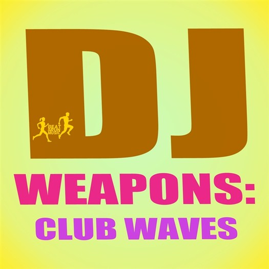 VA - DJ Weapons/Club Waves (2016)