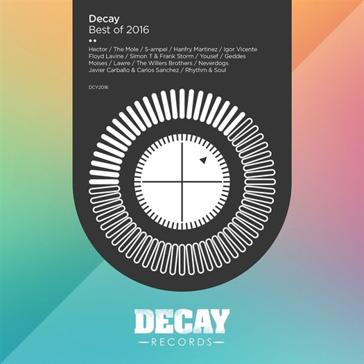 VA - Decay Best Of 2016
