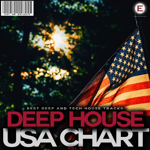 VA - Deep House USA Chart Vol 4 (2016)