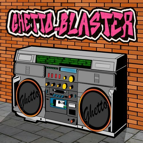 VA - Ghetto-Blaster (2016)