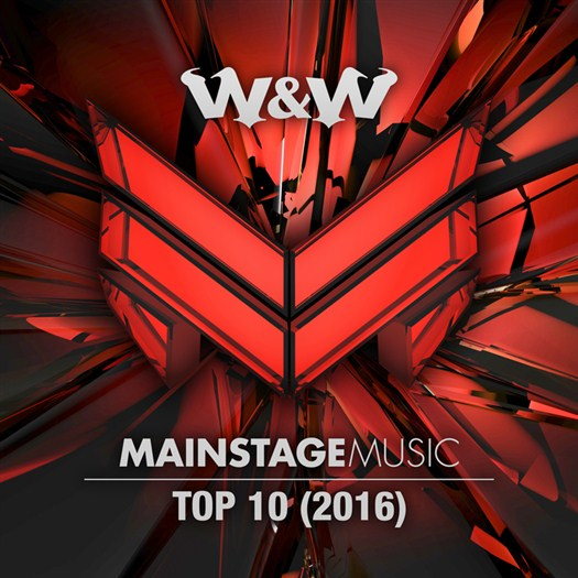 VA - W&W Mainstage Music Top 10 (2016)