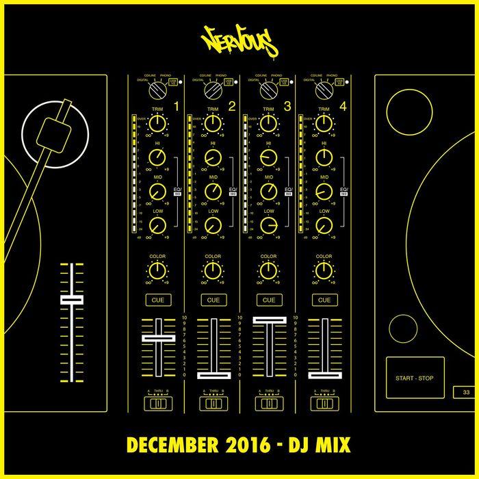 VA - Nervous December 2016 - DJ Mix