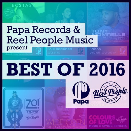 VA - Papa Records & Reel People Music Present Best of 2016