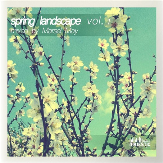VA - Spring Landscape (unmixed tracks) (2016)