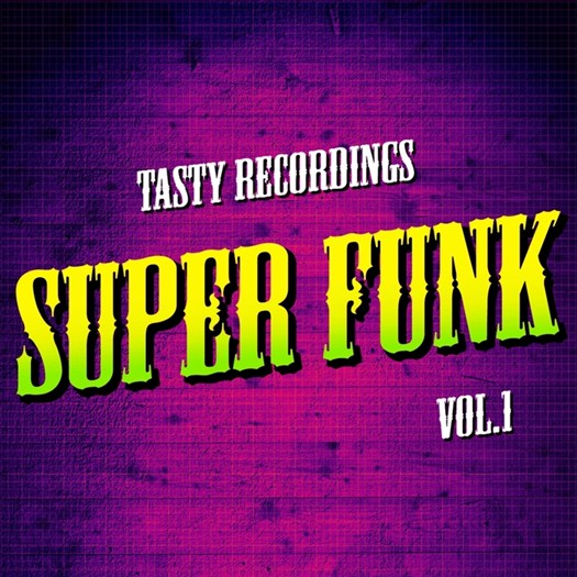 VA - Super Funk Vol 1 (2016)