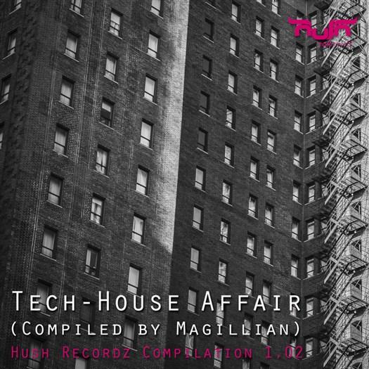 VA - Tech House Affair (2016)