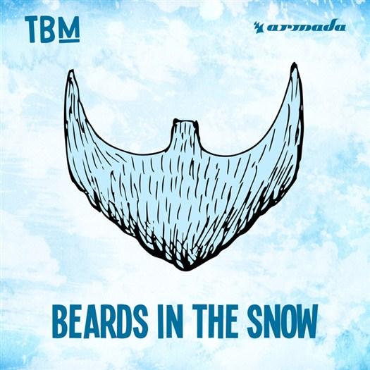 VA - The Bearded Man - Beards In The Snow (2016)