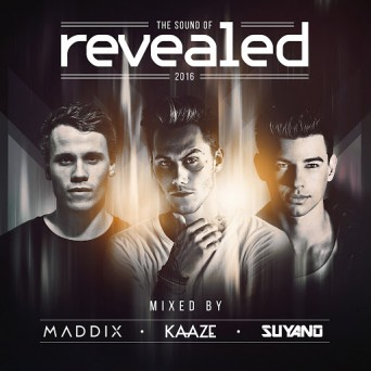 VA - The Sound Of Revealed 2016 (Mixed By Maddix, KAAZE & Suyano)