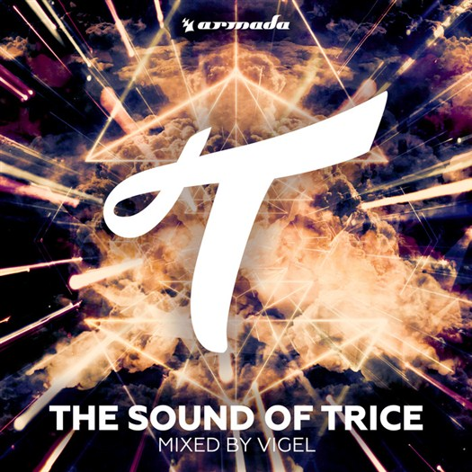 VA - The Sound Of Trice (Mixed By Vigel) (2016)