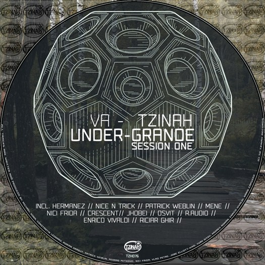 VA - Tzinah Under Grande Session One (2016)