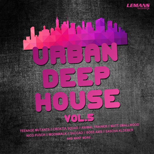 VA - Urban Deep House Vol 5 (2016)