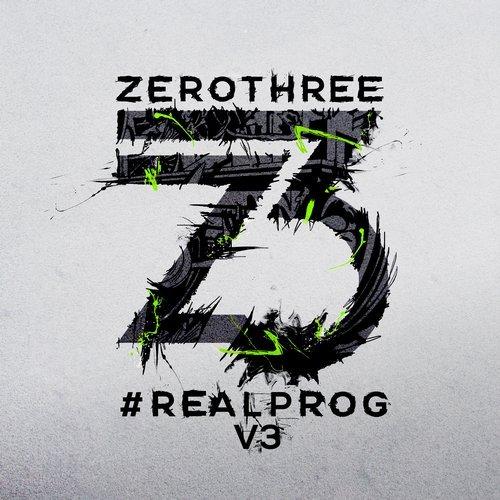VA - ZEROTHREE PRESENTS #REALPROG V.3 (2016)
