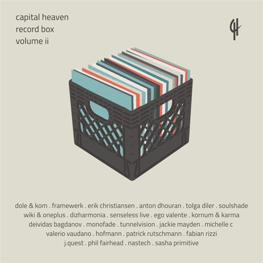VA - Capital Heaven Record Box Vol 2 (2017)