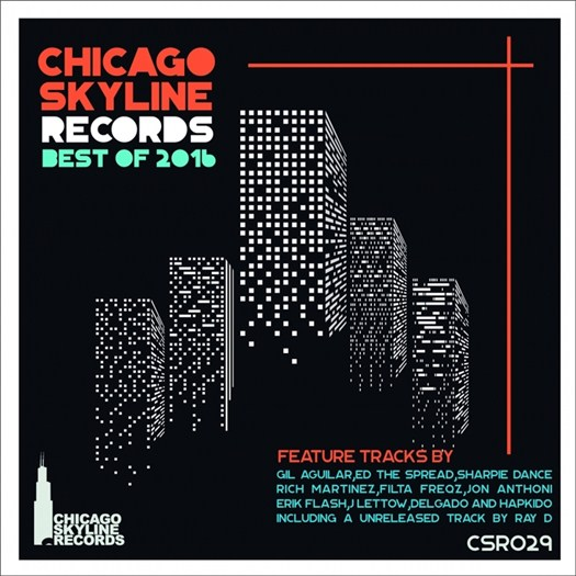 VA - Chicago Skyline Records Best Of 2016