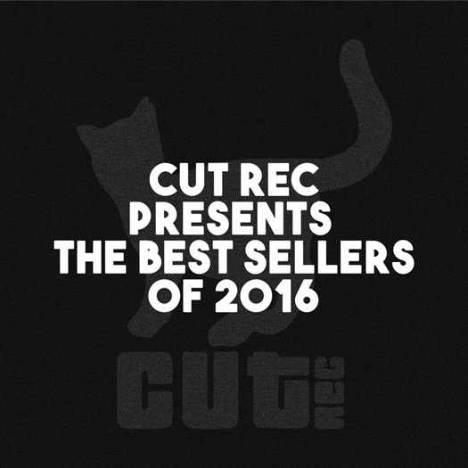 VA - Cut Rec Presents The Best Sellers Of 2016