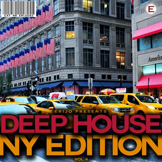 VA - Deep House NY Edition Vol 4 (2017)