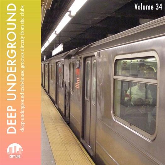 VA - Deep Underground Vol 34 (2017)