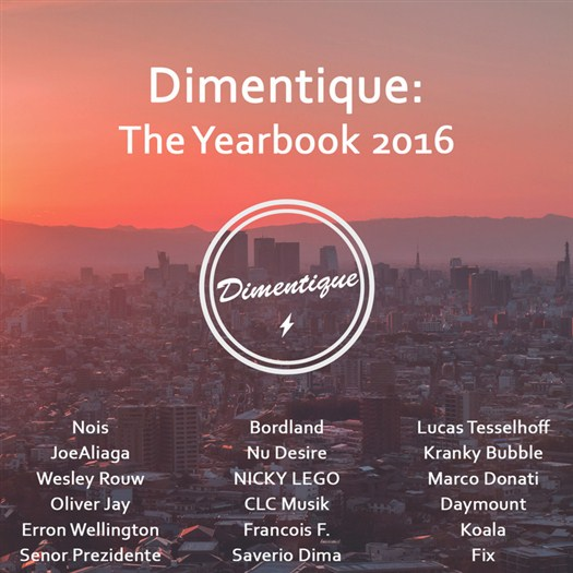 VA - Dimentique: The Yearbook 2016