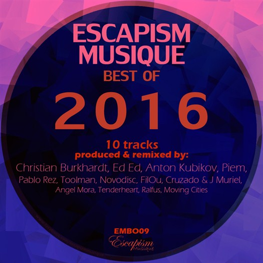 VA - Escapism Musique Best Of 2016