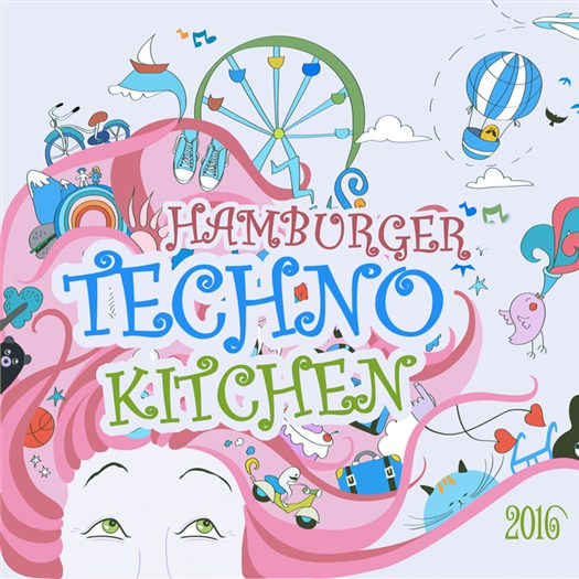 VA - Hamburger Techno Kitchen 2016