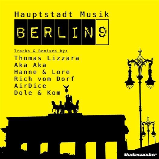 VA - Hauptstadt Musik Berlin Vol 9 (2016)