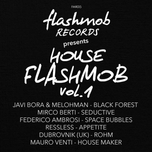 VA - House Flashmob Vol 1 (2017)