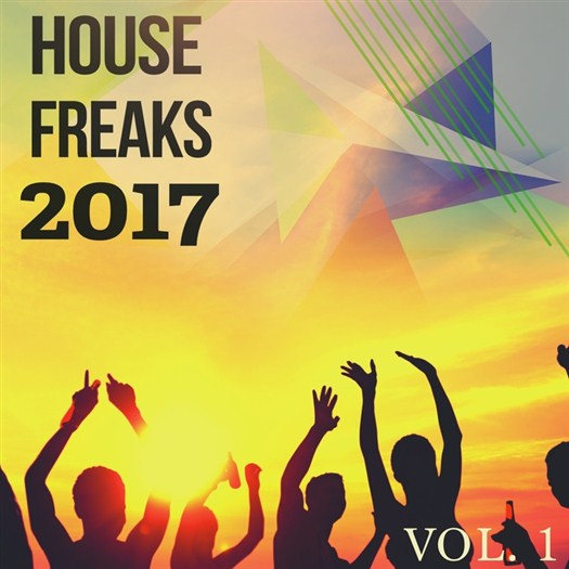 VA - House Freaks: 2017 Vol 1 (Best Fill The Dancefloor Music)