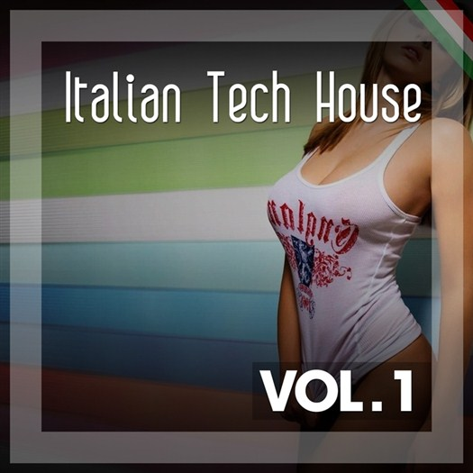 VA - Italian Tech House Vol 1 (2017)