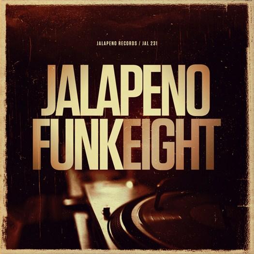 VA - Jalapeno Funk Vol 8 (2016)