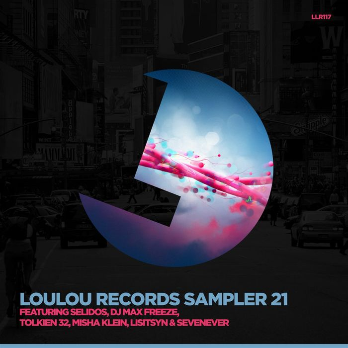 VA - LouLou Records Sampler Vol 21 (2016)