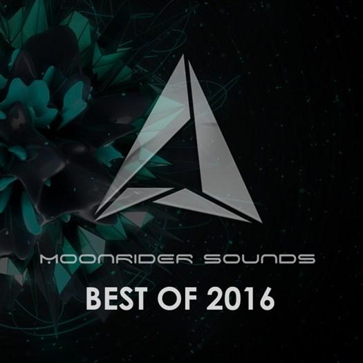 VA - Moonrider Sounds Best Of 2016
