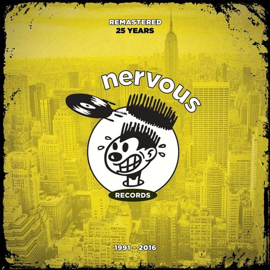 VA - Nervous Records 25 Years: Remastered (2017)