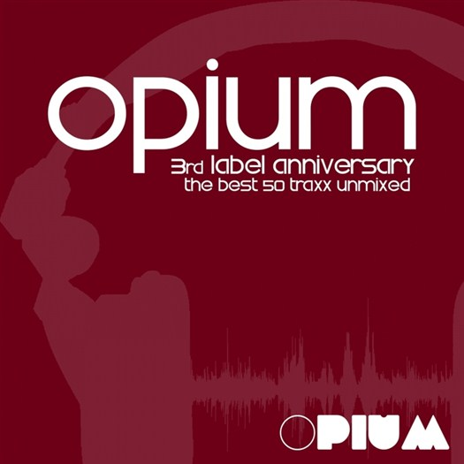 VA - Opium Muzik 3rd Label Anniversary (2017)
