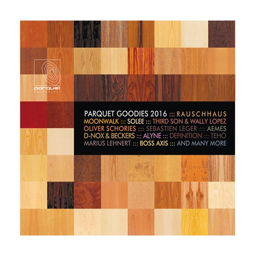VA - Parquet Goodies 2016