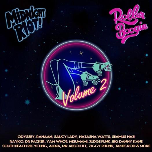 VA - Roller Boogie, Vol  2 (2016)