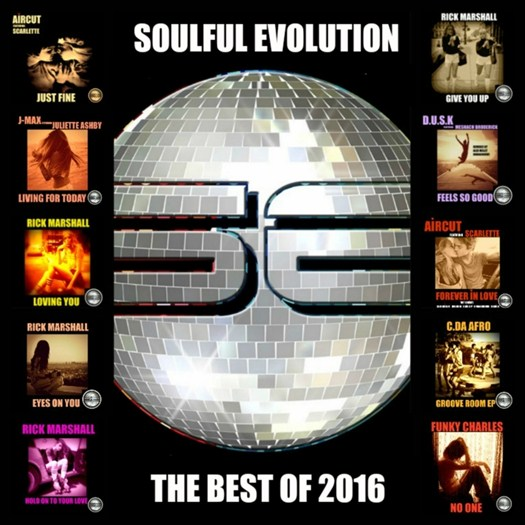 VA - Soulful Evolution The Best Of 2016