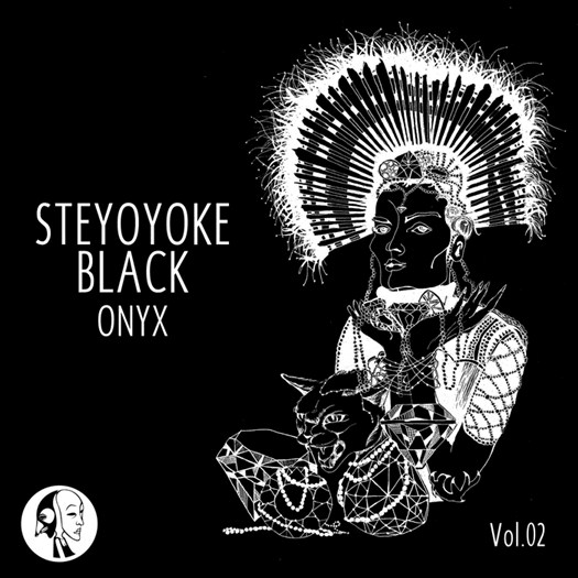 VA - Steyoyoke Black Onyx Vol 2 (2017)