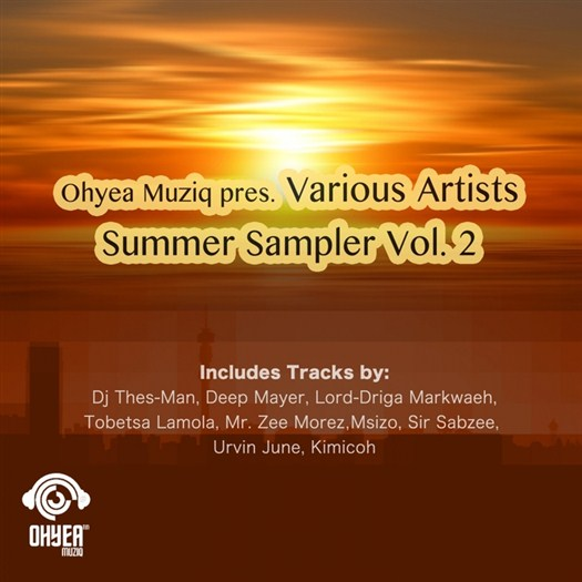 VA - Summer Sampler Vol 2 (2017)