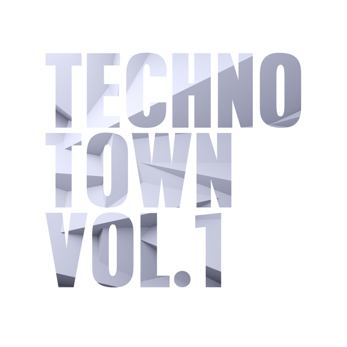 VA - Techno Town Vol 1 (2017)