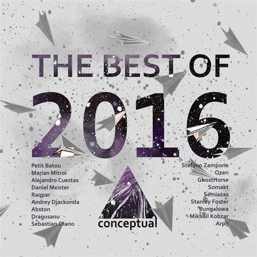 VA - The Best Of 2016 Conceptual Records