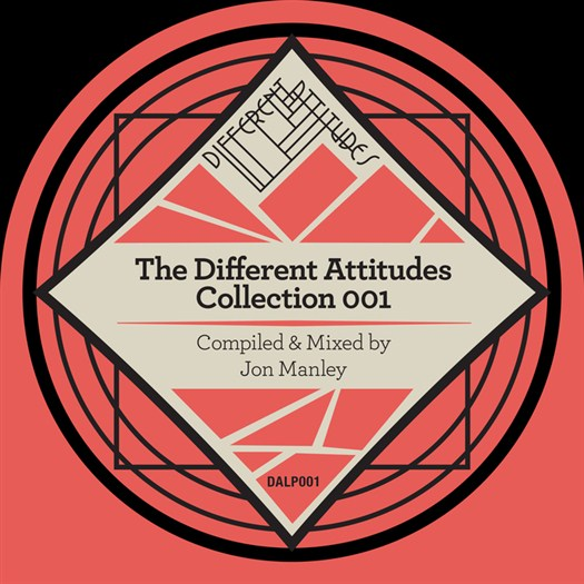 VA - The Different Attitudes Collection 001 (2016)