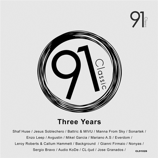 VA - Three Years 91 (2017)