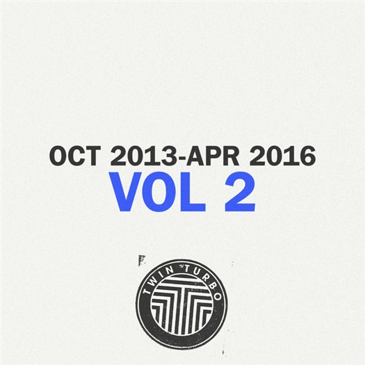 VA - Twin Turbo Volume Two (2017)
