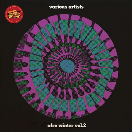 VA - Afro Winter Vol.2 - [Double Cheese Records]