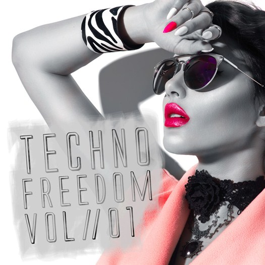 VA - Buy Techno Freedom Vol 1 (2017)