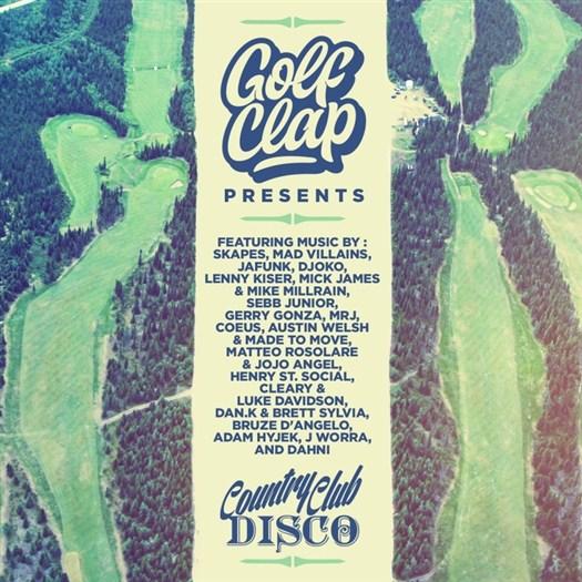 VA - Golf Clap Presents Country Club Disco (unmixed tracks) (2017)