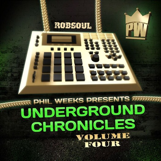 VA - Underground Chronicles Vol 4 (2017)